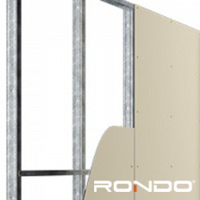 Rondo Steel Stud & Track Sections